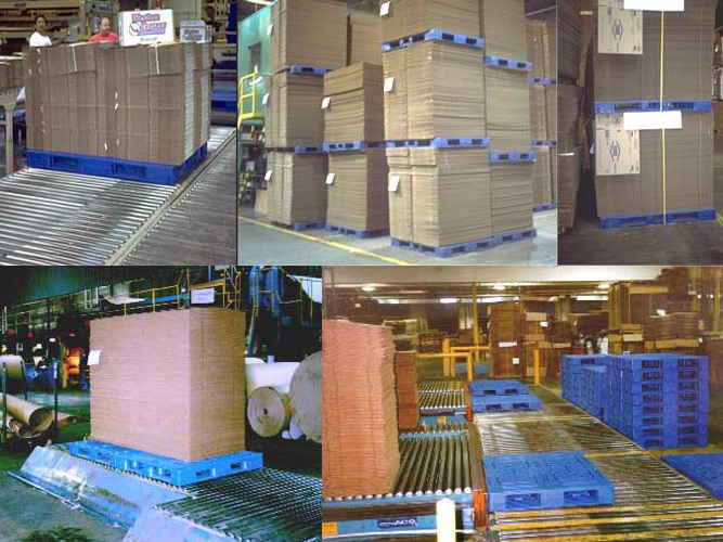 Corrugated Industry Pallets