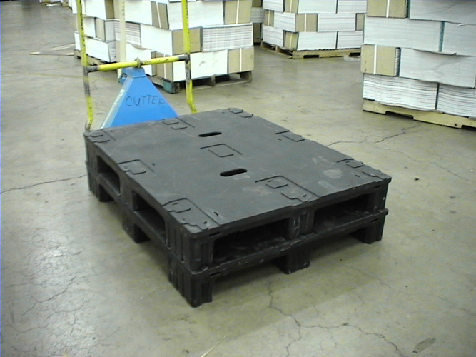 Web Press Pallets