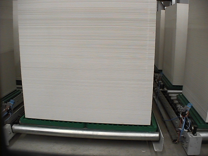 Plastic Press Pallet Board