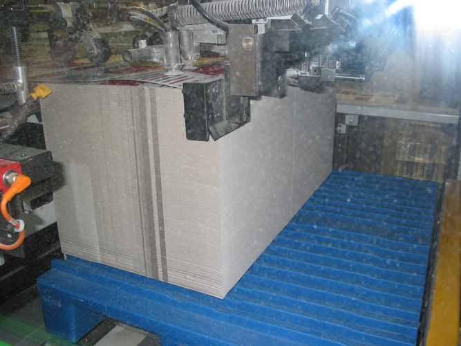 Sheet Fed Pallets