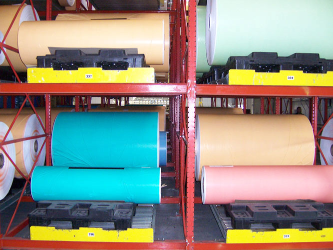 Rackable Roll Pallets