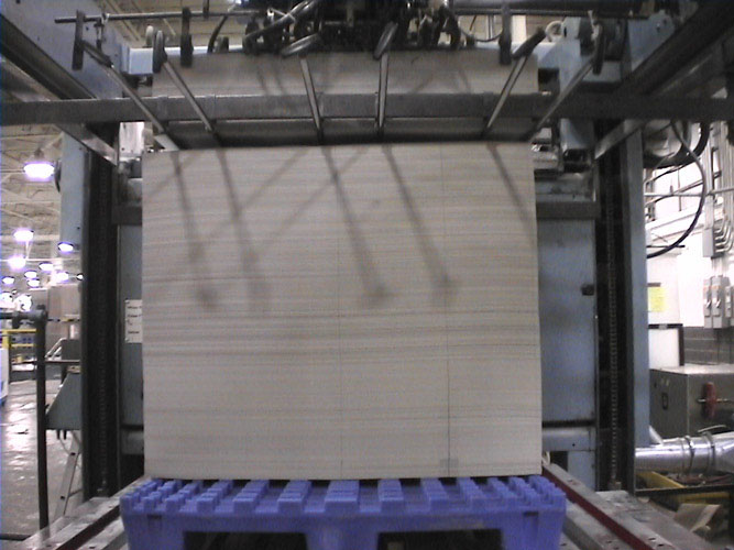 Stratis Plastic Asitrade Press Pallets