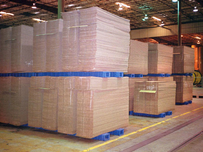 Fork Sleeves for Corrugated Packaging